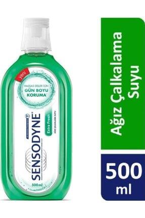 Sensodyne Extra Fresh Ağız Çalkalama Suyu 500 Ml