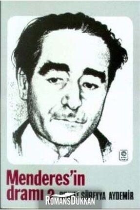 Remzi Kitabevi Menderes'in Dramı