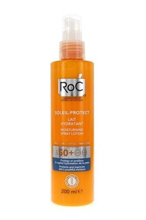 Roc Nemlendirici Güneş Spreyi - Soleil Protect Spray Lotion Spf 50 100 Ml 3574661187150