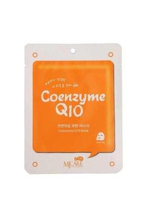 Mjcare Koenzim Q10 Içeren Yüz Maskesi 8809220800146