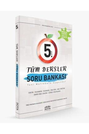 RTY Rota Yayınları 5.sınıf Tüm Dersler Soru Bankası