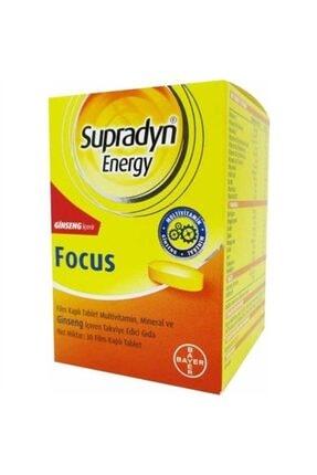 Supradyn Energy Focus 30 Tablet 07/2021