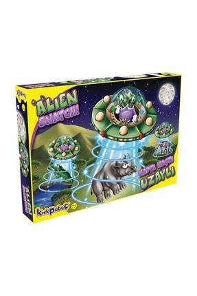 Kırkpabuç Puzzle Kaptıkaçtı Uzaylı Alien Snatch 7325 /