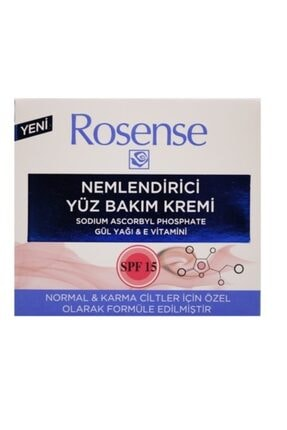 Rosense Nemlendirici Normal & Karma Yüz Kremi