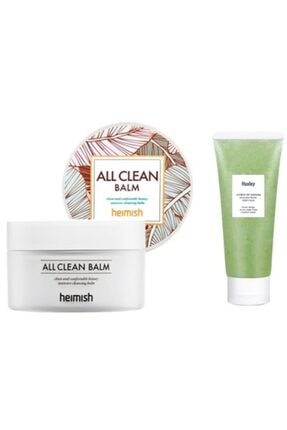 Heimish All Clean Balm Makyaj Temizleme Balmı 120 ml + Huxley Sahra Kaktüsü Spa Maskesi 120 gr