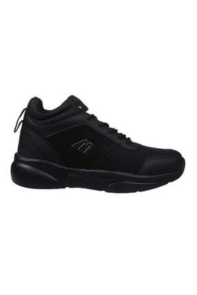 MP Kadın Siyah Bağcıklı Spor Ayakkabı