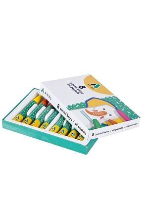 Adel Pastel Boya 8 Renk Yeni 817001