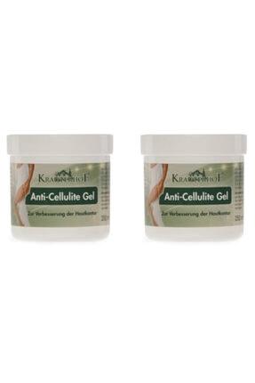 Krauterhof Anti-cellulite Gel 250 Ml X2 Adet