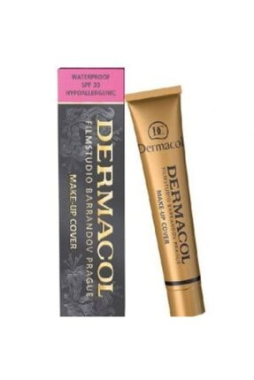 Dermacol Make-up Cover Ultra Kapatıcı Fondöten 212