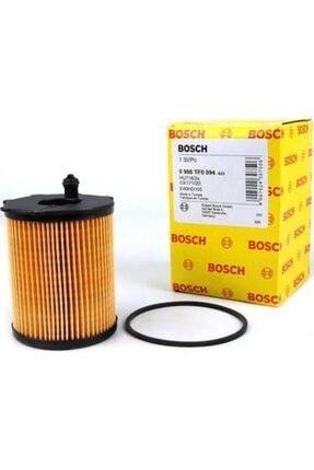 Bosch Citroen C-elysee 2012-2016 1.6 Yağ Filtresi