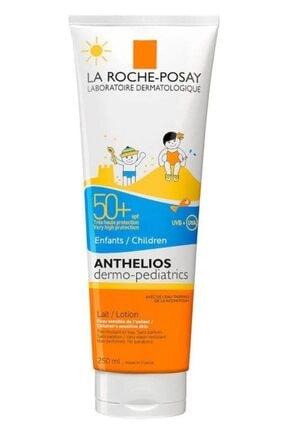 La Roche Posay La Roche-posay Anthelios Dermo Pediatrics Spf50+ Lait 250ml | Çocuk Için Güneş Koruyucu Süt