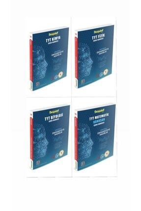 Derspektif Yayınları Derspektif Yay. Tyt Sayısal Soru Bankası Seti (fizik-kimya-biyoloji Ve Matematik Soru Bankası)