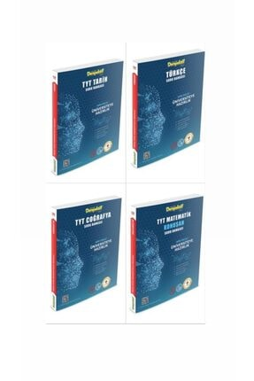 Derspektif Yayınları Derspektif Yay. Tyt Eşit Ağırlık Soru Seti (türkçe, Coğrafya, Tarih Ve Matematik Soru Bankası)