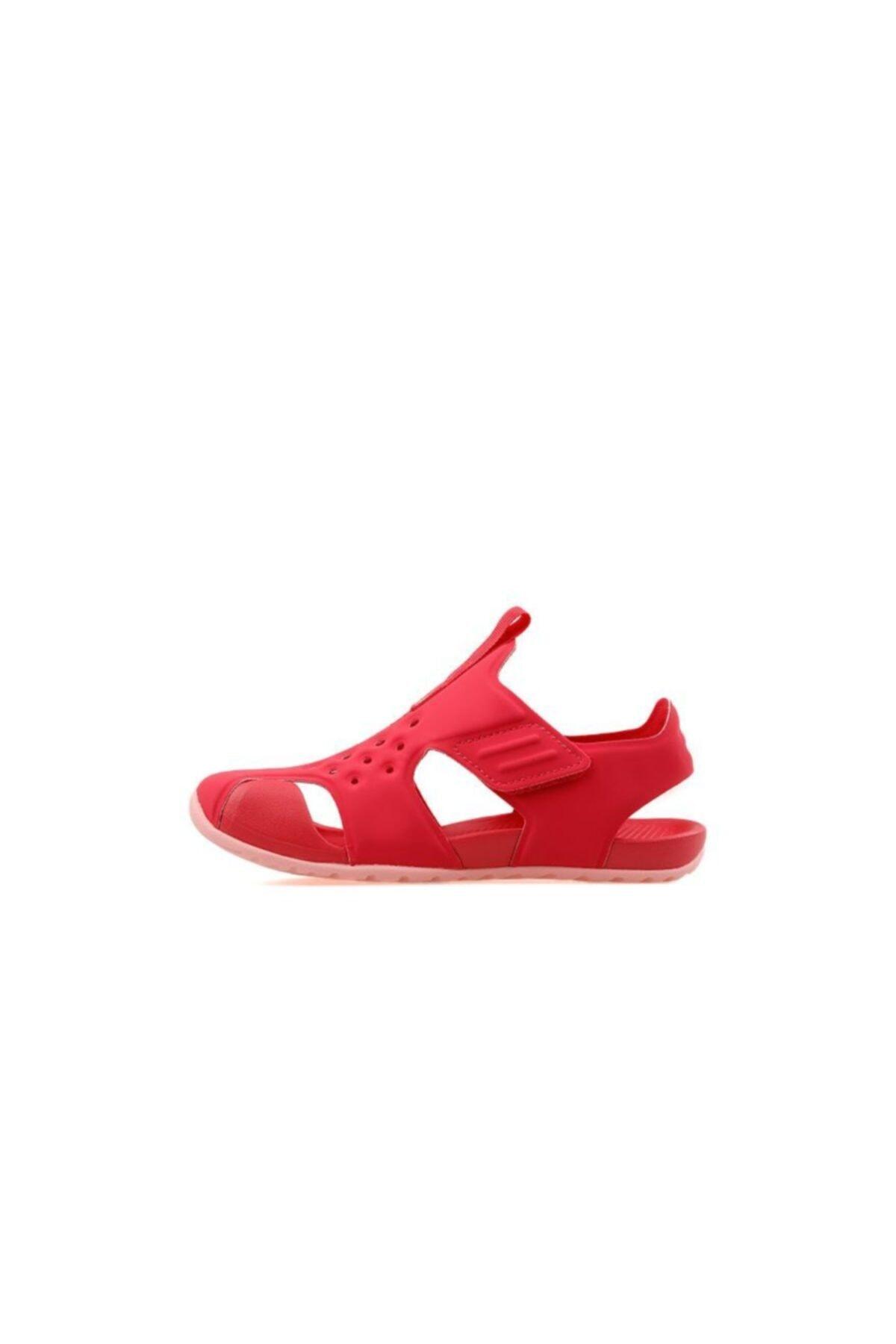 Nike Kız Çocuk Pembe Sunray Protect 2 Sandalet 943828-600 2