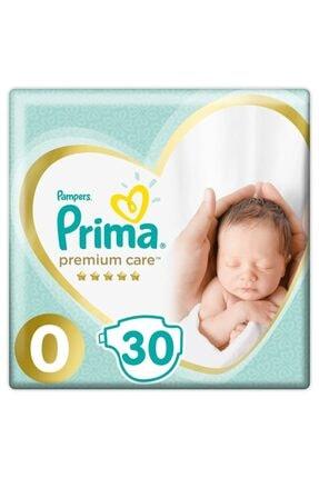 Prima Bebek Bezi Premium Care Prematüre Yenidoğan Paket 1,5-2,5 Kg 30 Adet
