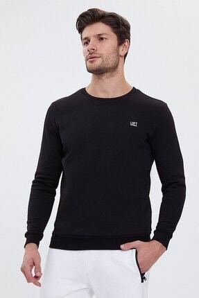 Loft Erkek Regular Fit Siyah Sweatshirt Lf 2023029