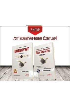Limit Yayınları Ayt Edebiyat Ve Eser Özetleri El Kitabı Seti 2 Kitap