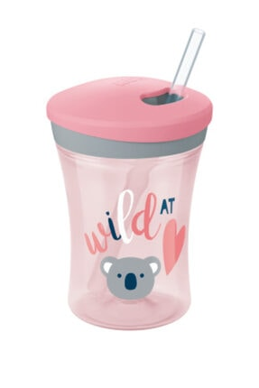 Nuk Action Cup Evo Pembe