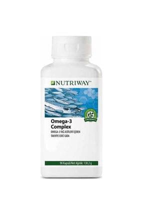 Amway Nutrıway Omega 3 Complex 90 Kapsül