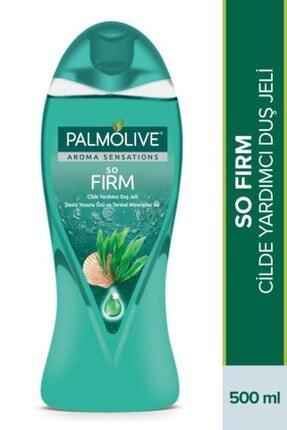 Palmolive Aroma Sensations So Firm Deniz Yosunu Özü Ve Termal Mineraller Cilde Yardımcı Duş Jeli 500 Ml