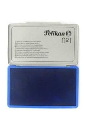 Pelikan Istampa No:1 9x16 Metal Mavi 331124