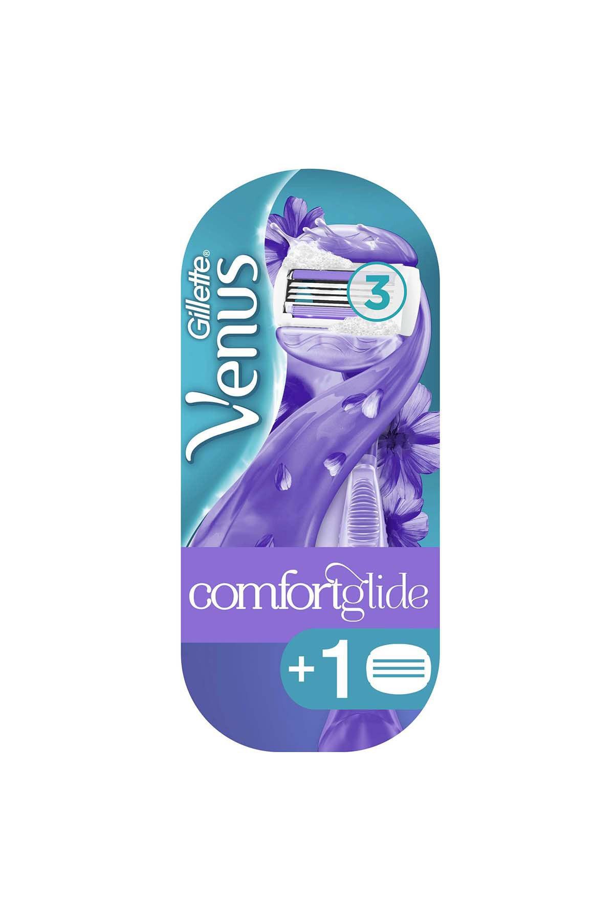 Gillette Venus Breeze Kadın Tıraş Makinesi Yedekli 1