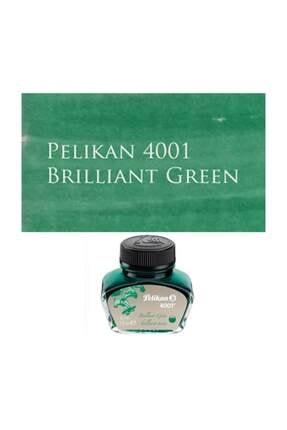 Pelikan 4001 Dolmakalem Mürekkebi 30 Ml. Yeşil