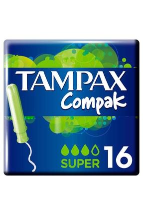 Orkid Discreet Tampax Tampon Süper 16 Adet
