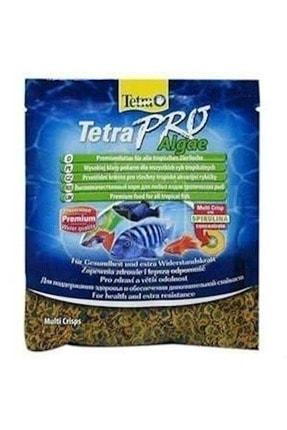 Tetra Pro Vegetable Balıklar Için Cips Yem 12 Gr