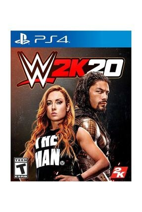 2K Games Wwe 2k20 Ps4 Oyun