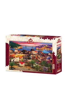 Art Puzzle 5178/art Dubrovnik-1000 Parça