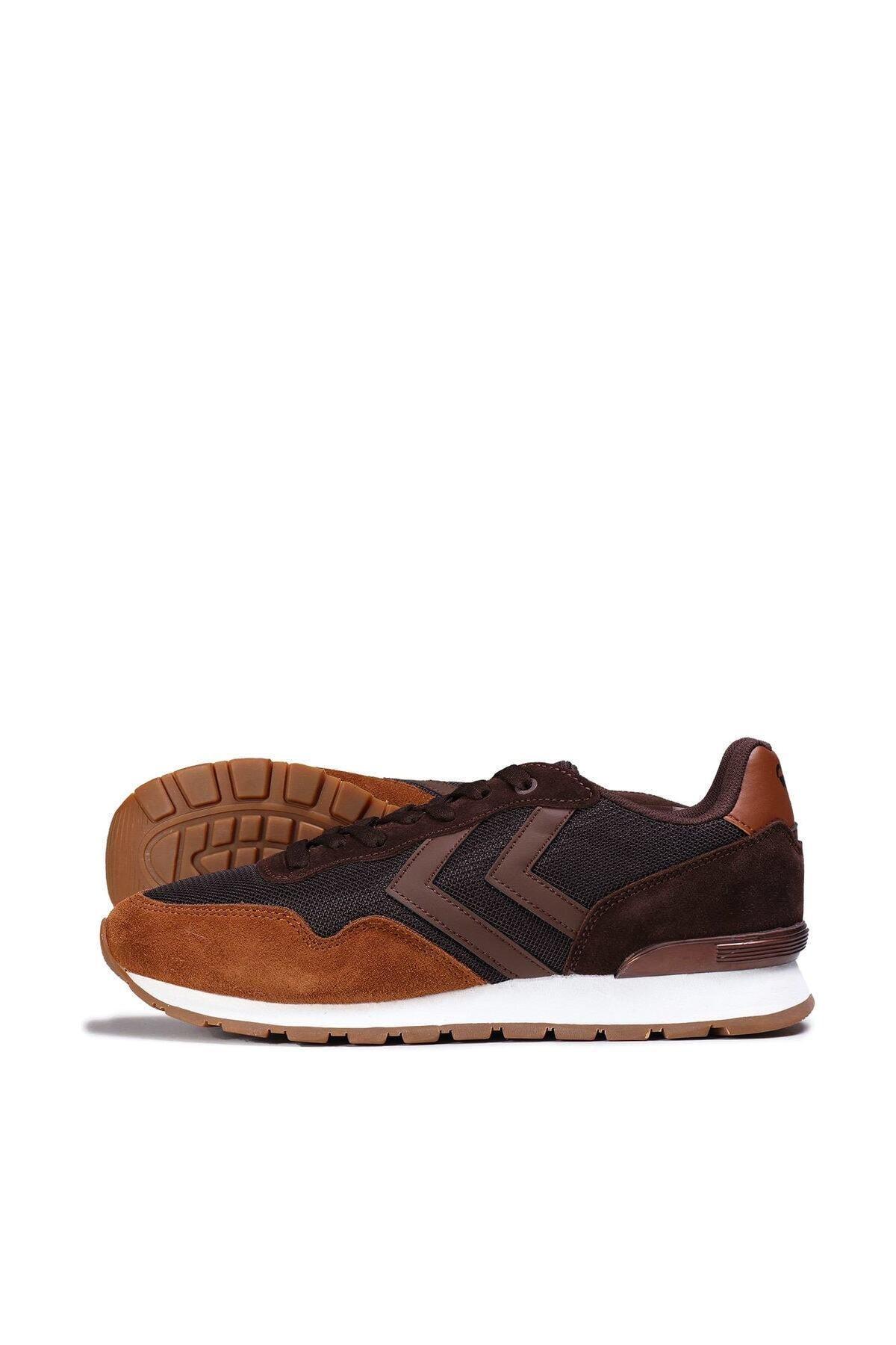 HUMMEL Unisex Kahverengi Sneaker 2