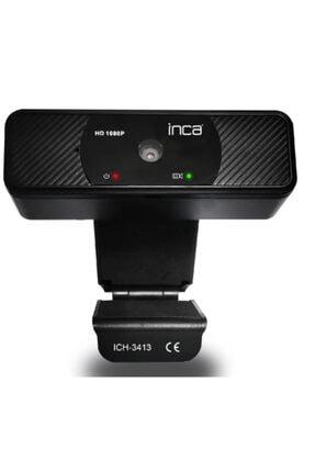 Inca Ich-3413 1080p Full Hd 2mp Pc Kamera Webcam