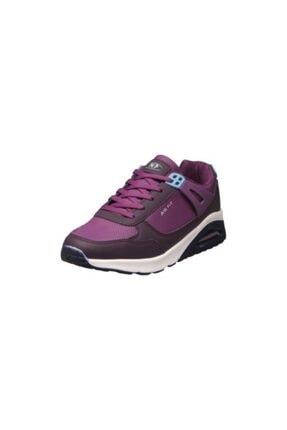 MP Kadın Mor Bağcıklı Spor Ayakkabı