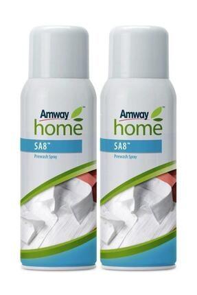 Amway Sa8 Yıkama Öncesi Sprey-2li