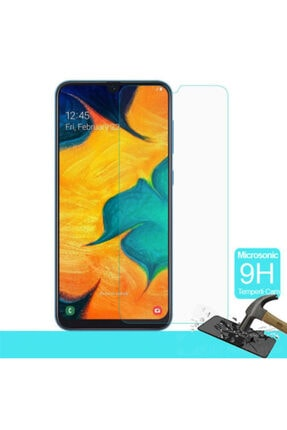 Glass Samsung Glaxy A30 Ekran Koruyucu
