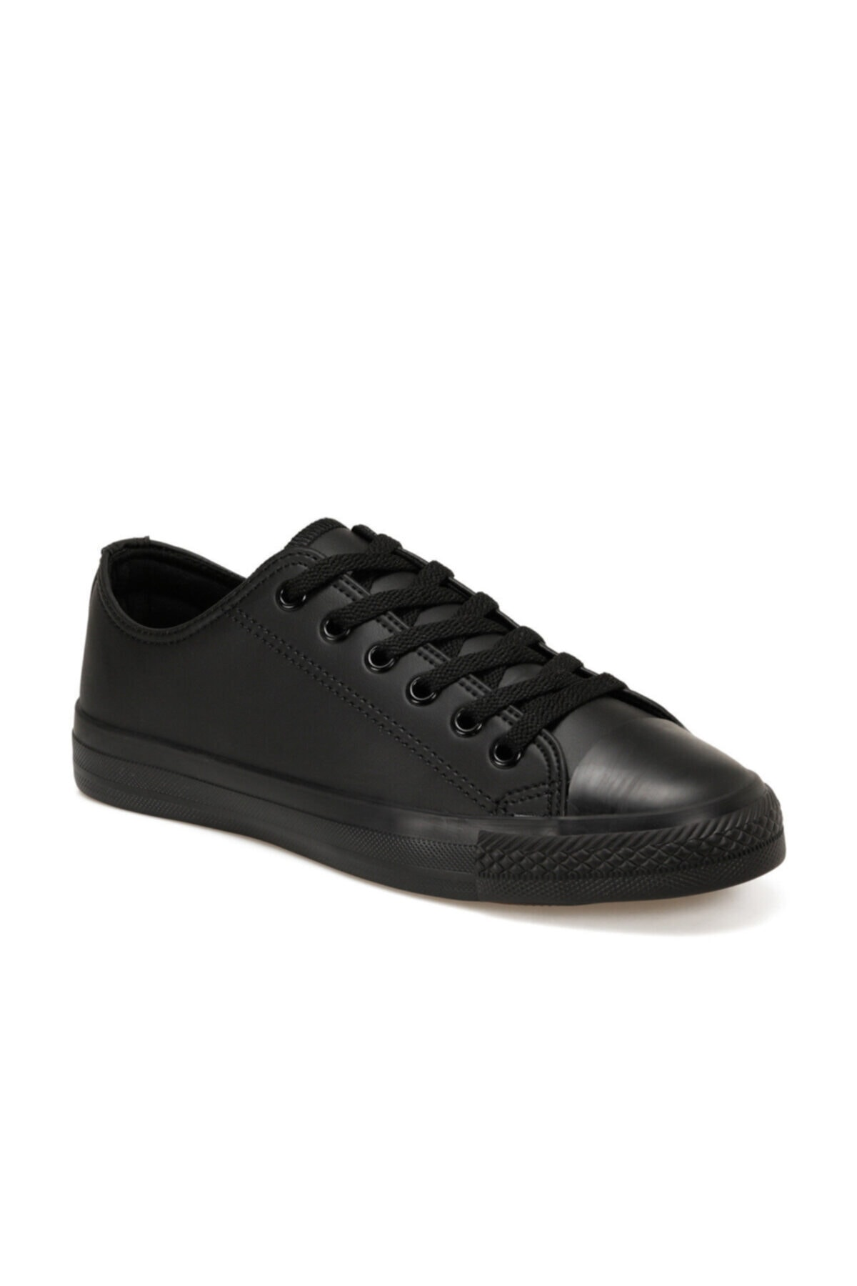 FORESTER EC-2001 Siyah Erkek Kalın Tabanlı Sneaker 100668679 1
