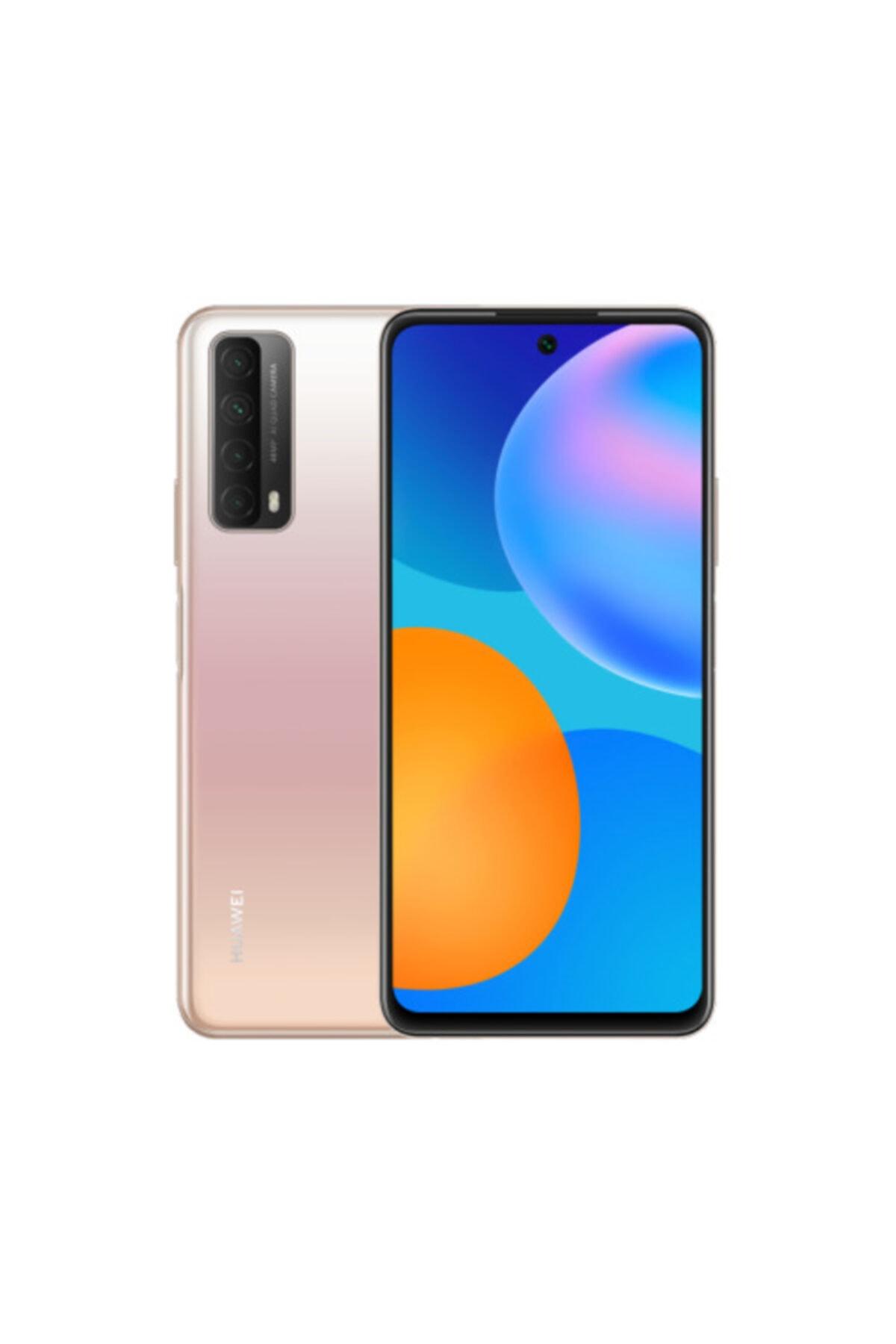 Huawei P Smart 2021 128GB Pembe Altın Cep Telefonu (Huawei Türkiye Garantili) 1