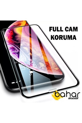 Bahar Redmi Note 9 Pro / 9s Full Kaplayan Cam Koruma