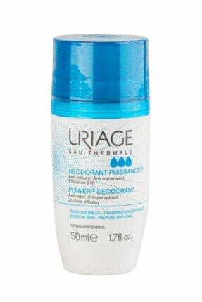 Uriage Urıage Eau Thermale Deodorant Puissance 50 Ml