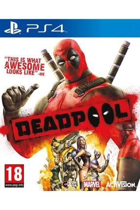 ACTIVISION Ps4 Deadpool