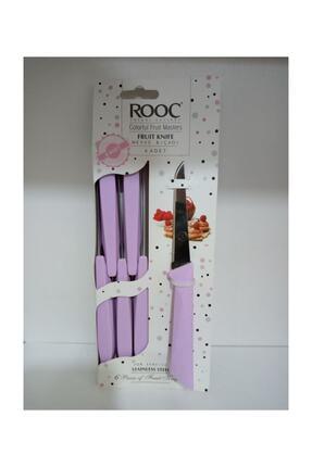 Rooc 6 Adet Meyve Bıçağı