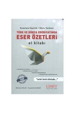 Hocadan Limit Türk Ve Dünya Edebiyatından Eser Özetleri El Kitabı