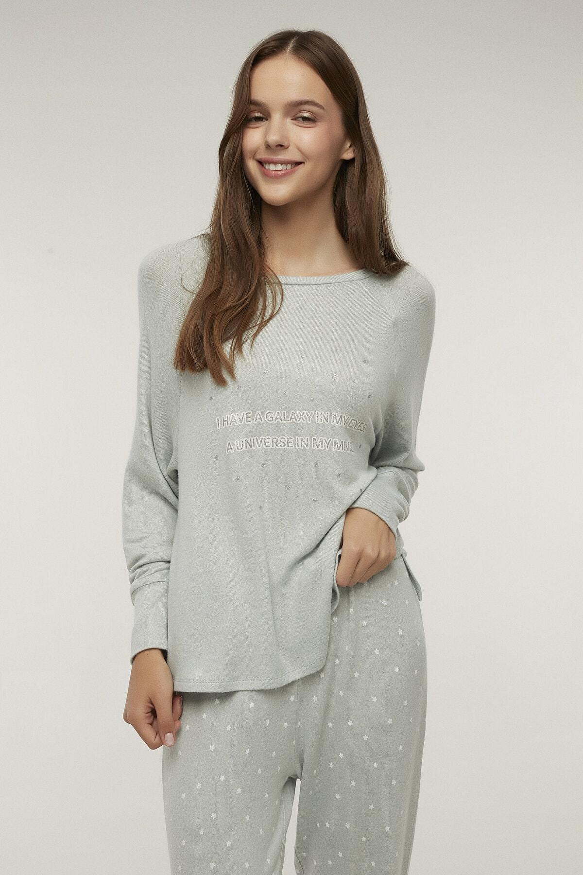Penti Kadın Galaxy Sweatshirt