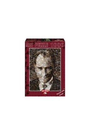 Art Puzzle 1000 Parça Puzzle Mustafa Kemal Atatürk