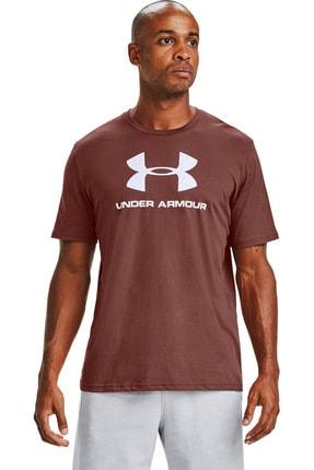 Under Armour Erkek Spor T-Shirt - Ua Sportstyle Logo Ss - 1329590-688
