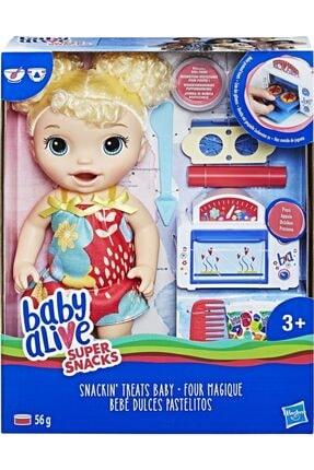 Baby Alive Tatlı Seven Bebeğim E1947