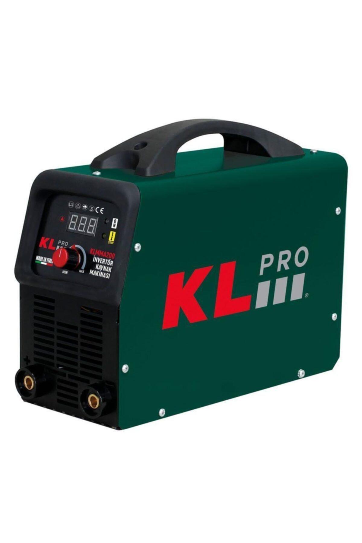 KLPRO Inverter Kaynak Makinesi 200 Amper Klmma200 1