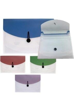 Ofica Fd-3010 Dosya Körüklü 4 Bölmeli Karışık Renk