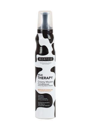 Morfose Milk Therapy /kremsi Saç Bakım Köpüğü 200 Ml